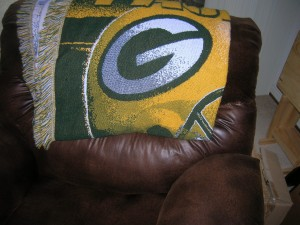 Throw blanket, Packers